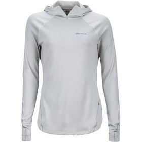 Marmot Indio 1/2 Zip Women Glacier Grey